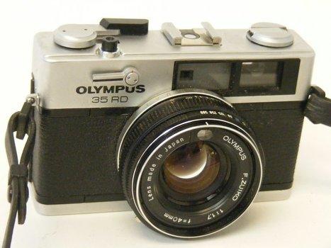1970's  Olympus 35 RD Camera