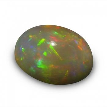 3.49 ct Cabochon Opal MSRP $698.00