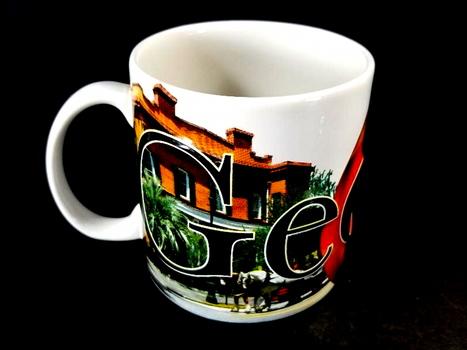 18oz Georgia Porcelain Mug
