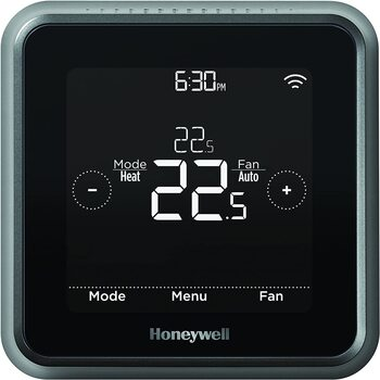Honeywell - T5+ Smart Thermostat with Power Adapter