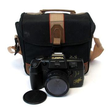 Vintage OLEMPIA Big Royal View 35 mm Camera