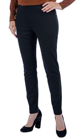 Mr. Max Hollywood Slim Leg Pant, Colour: Black, Size: Large, Retail: $79.99