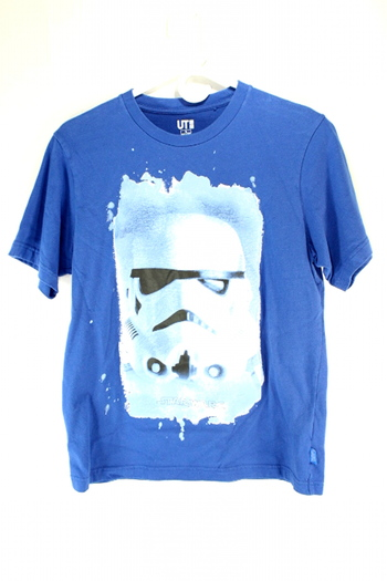 Star Wars Storm Trooper Mens S T-Shirt