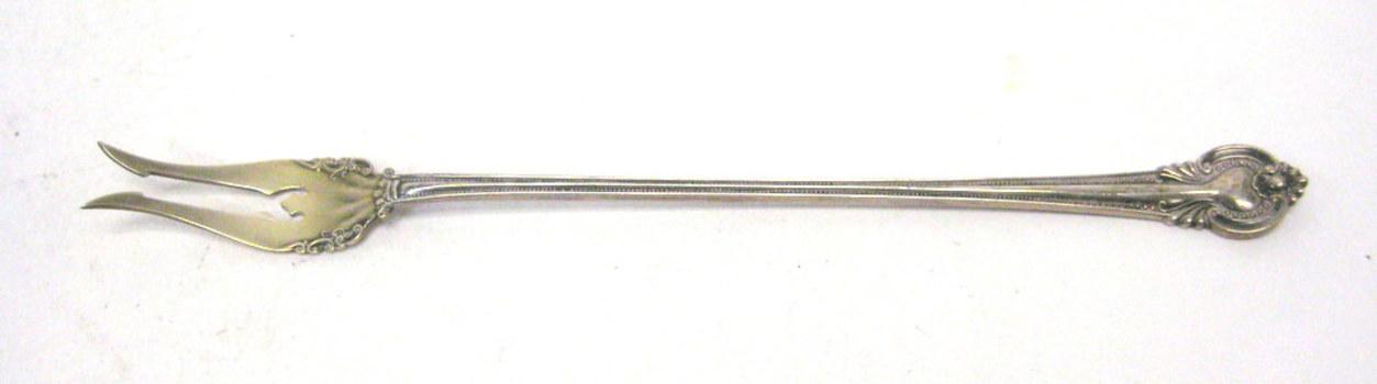 Vintage/Antique Sterling Silver Pickle Fork