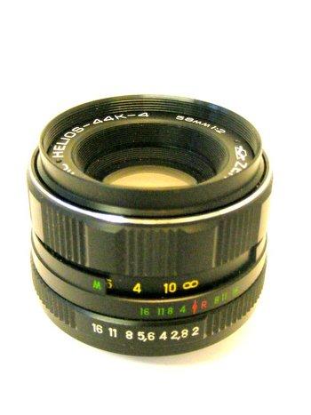 58mm f2 Helios-44K-4 Lens
