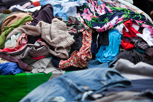 10 Pounds of Clothing & Accessories