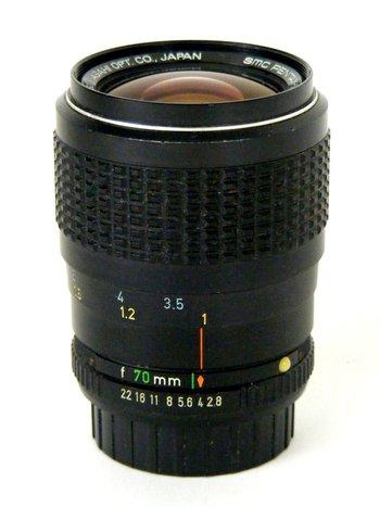 smc Pentax - M  35 - 70mm f2.8 - 3.5 Lens