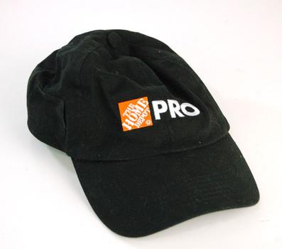 Home Depot Pro Adjustable Hat