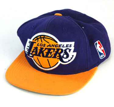 Los Angeles Lakers Snap Back Adjustable Hat