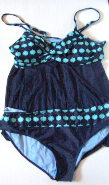 ZAFUL Two Piece Bathing Suit Ladies Size 4XL