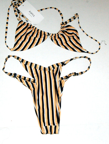 ZAFUL Two Piece Bathing Suit Ladies Size M