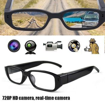 Mini HD 1080P Spy Camera Glasses Hidden Eyeglass DVR Video Recorder USB 2.0 US Y