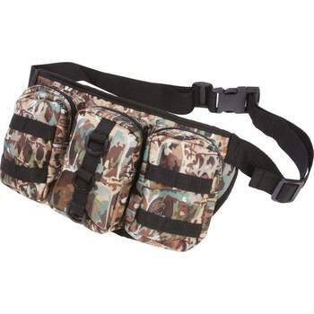 Camo Fanny Pack Camouflage Waist Bag Hunting Paintball Ammo Tactical Gear Belt