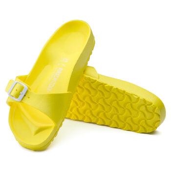 Birkenstock - Madrid Eva - Neon Yellow - Sandals - Size 41