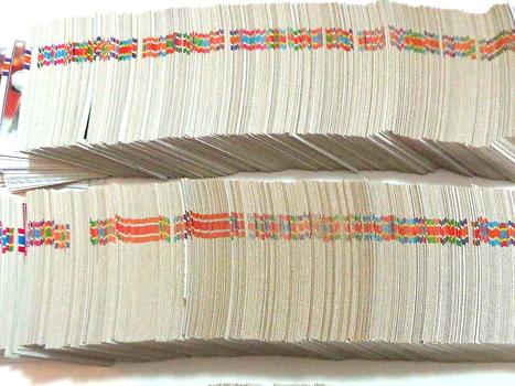 Lot of 100 Random Boxing Trading Cards