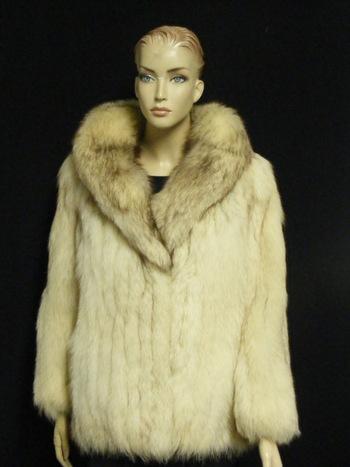 Women's Fox Jacket  M
