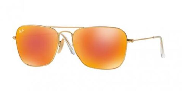 Ray Ban Unisex Sunglasses Model 3136