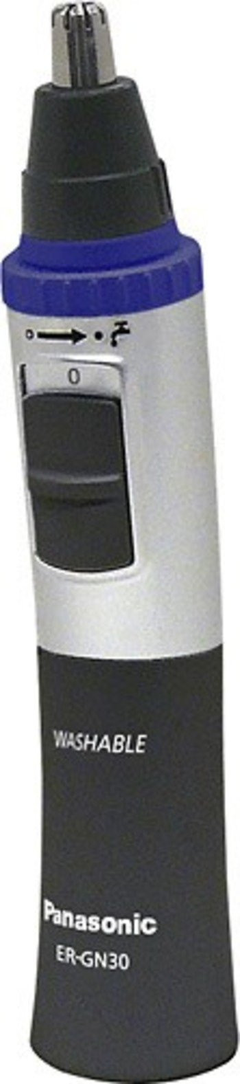 Panasonic - Ear and Nose Trimmer - Black