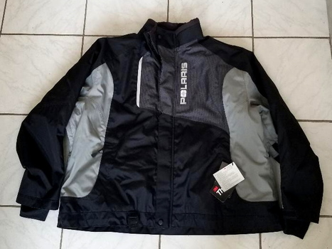 NWT Polaris Divas Snowmobile Jacket Black Size 3XL 286502614