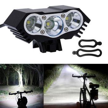 CREE XM-L T6 LED Bicycle bike Head Light Head Light Lamp Torch Flashlight