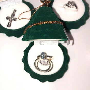 3 Sterling Silver Jewelry Gifts Value $169.00