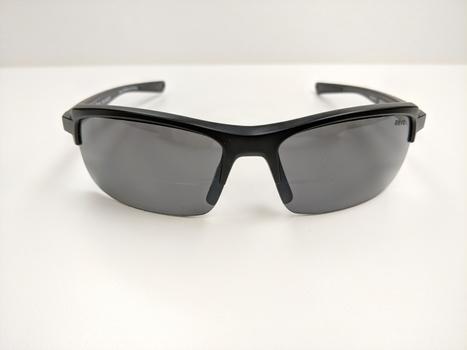 REVO Original Crux N RE4066 Polarized Black Sunglasses; MSRP: $189