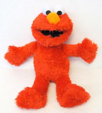 Tickle Me Elmo Hasbro Sesame Street 2016