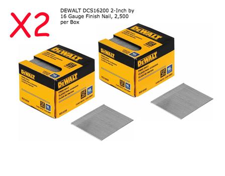 2 - DEWALT - DCS 16200 - 2-Inch