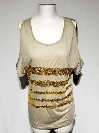 Ladies Half Sleeve Blouse Size S