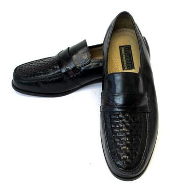 Bata International Men's Moccasin Shoes-Size 11