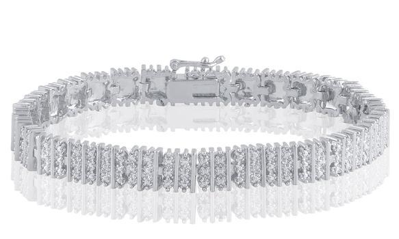 Diamond Bracelet $1.00 Opening Bid NR