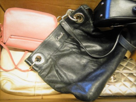 Unclaimed Baggage from Storage Locker