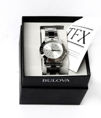 TFX by Bulova - Watch - $99.00 Retail