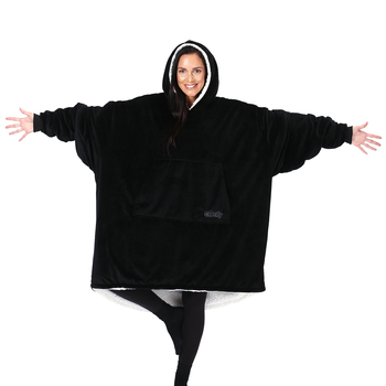 THE COMFY Dream | Oversized Light Microfiber Wearable Blanket, One Size Fits All