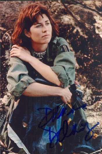 Dana Delany American Film Actress Body of Proof Signed Autographed 3x5 Photo w/coa $300 Retail