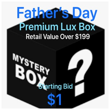 Father's Day Luxury Gift Box Retail Over $199