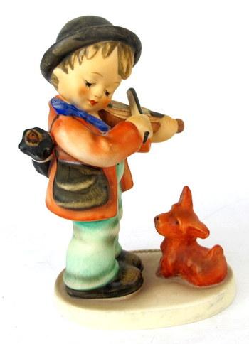 """Hummel by W. Goebel Figurine """"Puppy Love"""""""