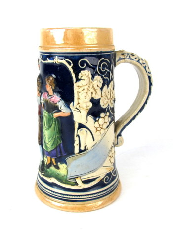 Authentic Beer Stein made in Germany