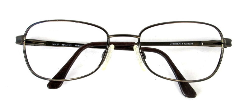 Maui Jim Frames made in Italy