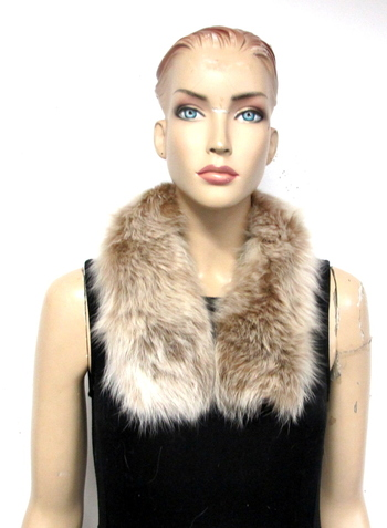 Women's Fox Collar