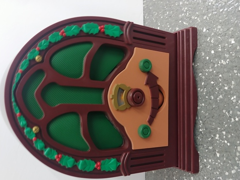 Telco Vintage Radar the Talking Radio Christmas Decoration