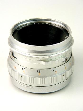 Kowa 85mm f2.8 Lens