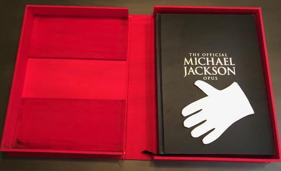 Michael Jackson Opus Large Collector Table Book Original Price: $2500