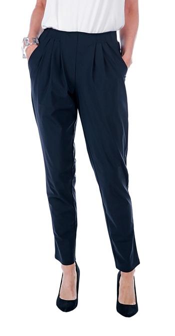 Marla Wynne Ladies Stretch Tech Slouch Pant, Black, XS, Retail: $75