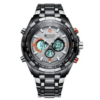 New Barkers of Kensington - Mega Sport Watch for Men Retail $575.00