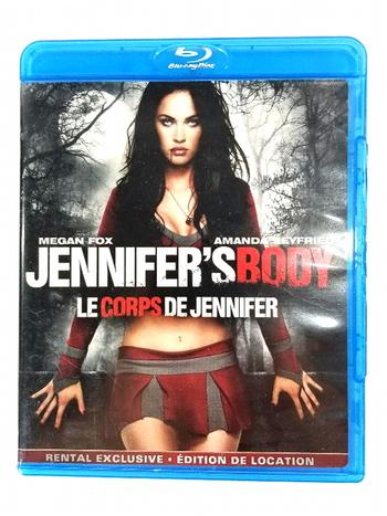 Jennifer's Body Bilingual Blu-ray DVD
