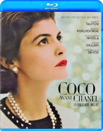 Coco Avant Chanel - Coco Before Chanel French Plus English Subtitles Blue-ray DVD