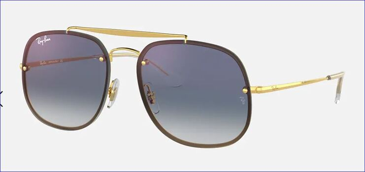 Ray Ban Sunglasses (Unisex) $129.00 3583 001/xo