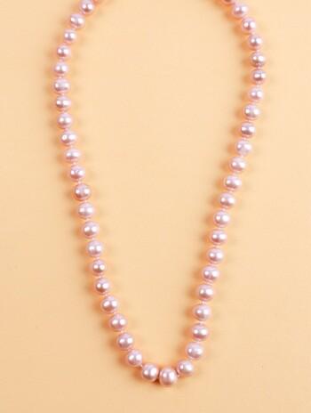 Swarovski Crystal Pearl Necklace Rosaline 5 Pieces