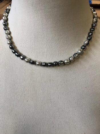 Pearl Roman Pearl Necklaces 12 Pieces